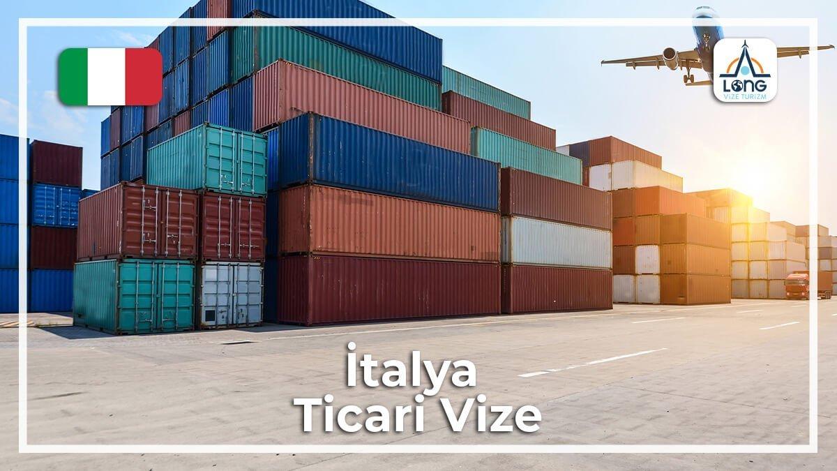 Ticari Vize İtalya