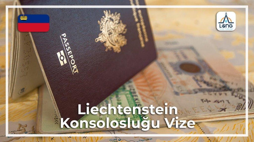 Konsolosluğu Vize Liechtenstein