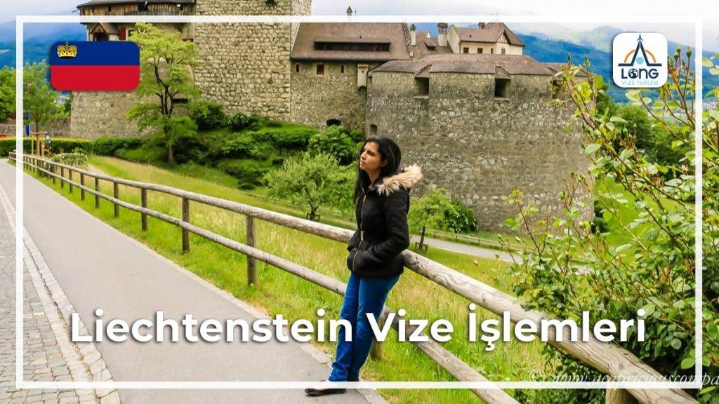 Vize İşlemleri Liechtenstein