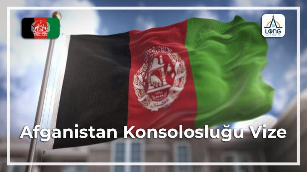 Konsolosluğu Vize Afganistan