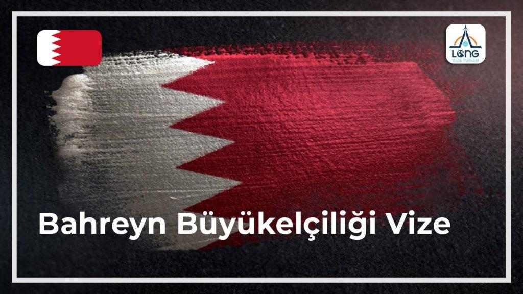 Büyükelçiliği Vize Bahreyn