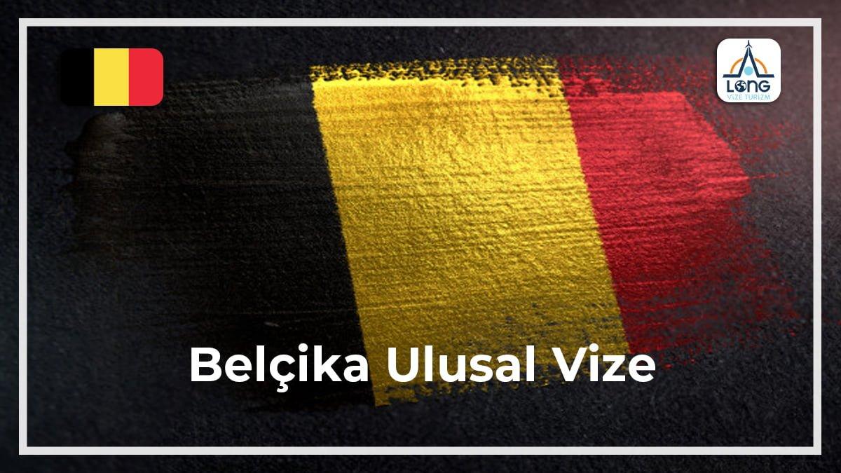 Ulusal Vize Belçika