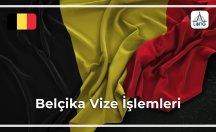 Belçika Vize Şartları