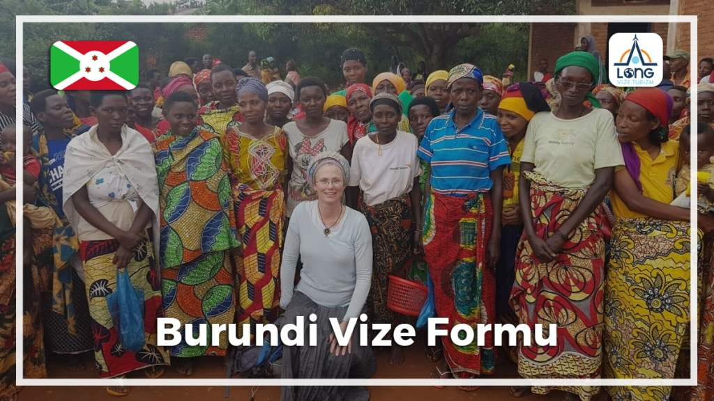 Vize Formu Burundi
