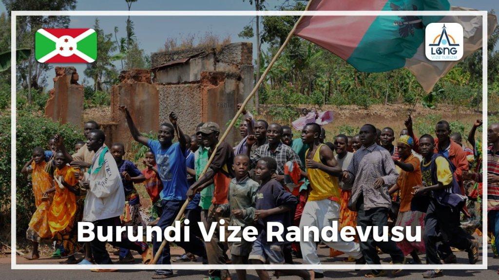 Vize Randevusu Burundi
