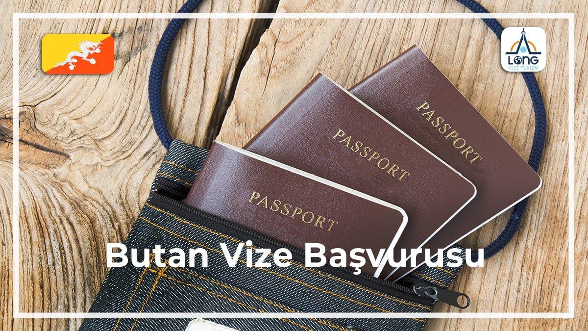 Vize Başvurusu Butan