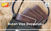 Butan Vize Başvurusu