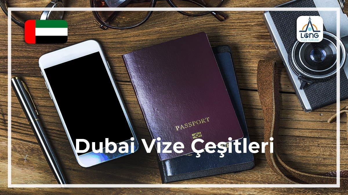 Vize Çeşitleri Dubai