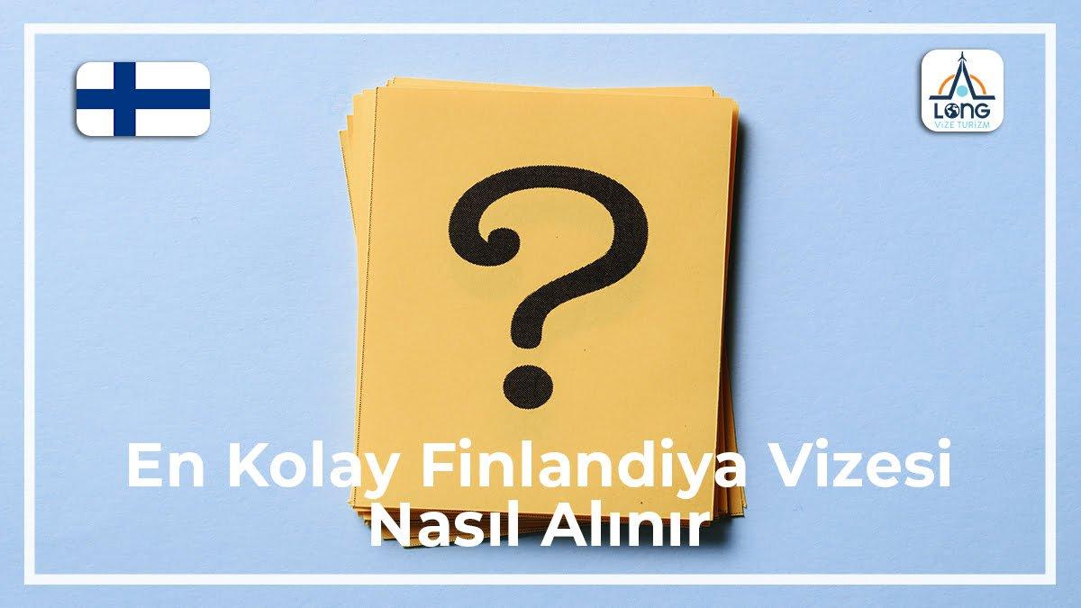 Finlandiya Vizesi Nasıl Alınır En Kolay