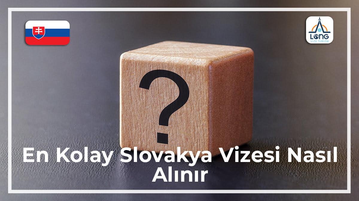 Slovakya Vizesi Nasıl Alınır En Kolay