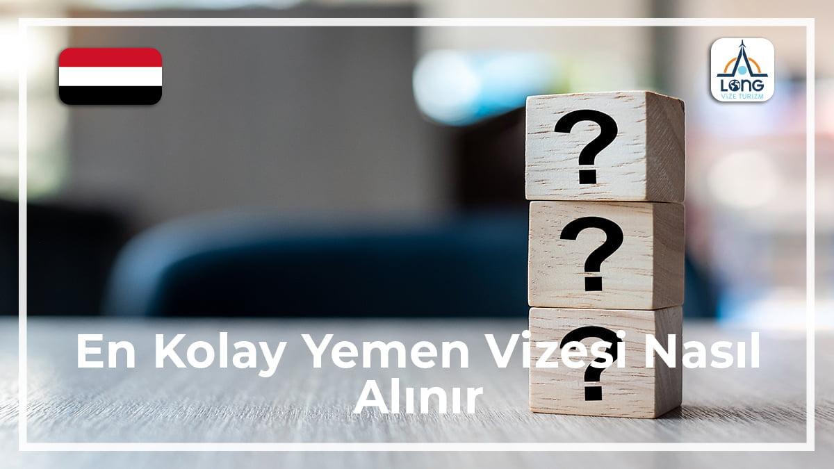 Yemen Vizesi Nasıl Alınır En Kolay