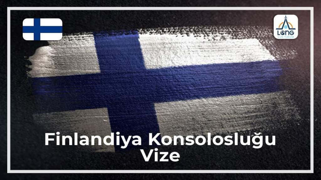 Konsolosluğu Vize Finlandiya