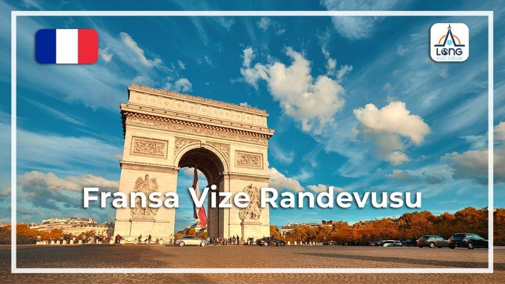 Vize Randevusu Fransa