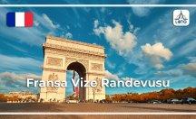 Fransa Vize Randevusu