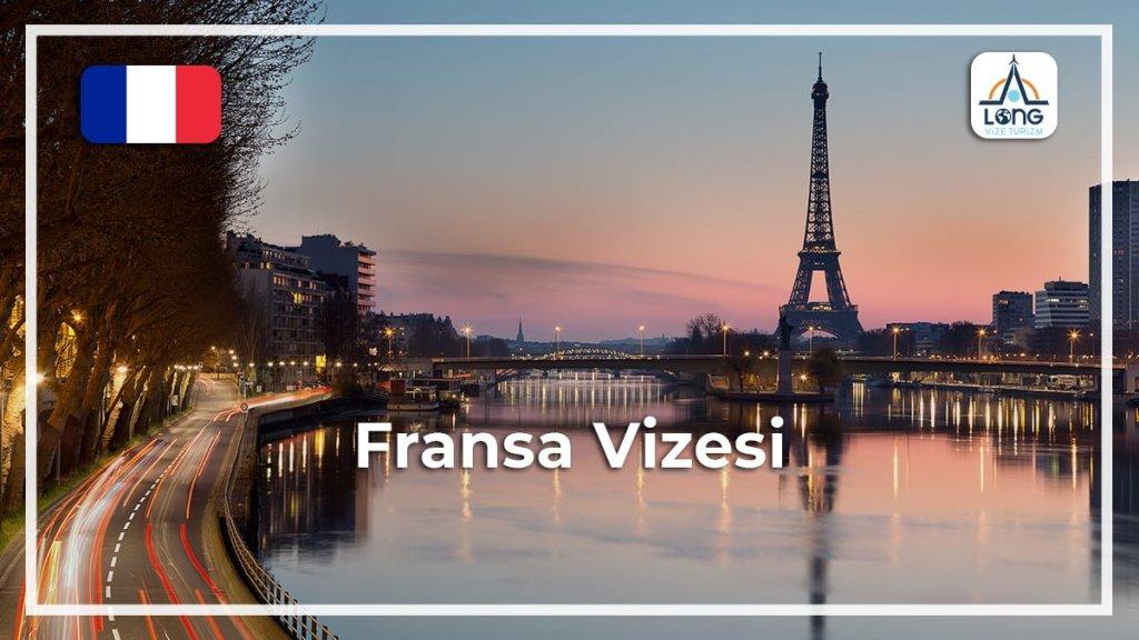 Vizesi Fransa