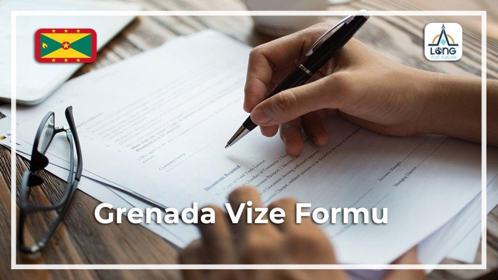 Vize Formu Grenada