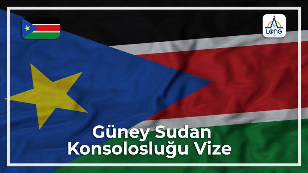 Konsolosluğu Vize Güney Sudan