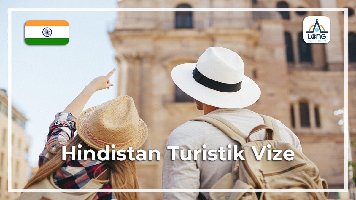 Turistik Vize Hindistan