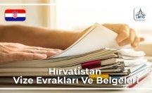 Hırvatistan Vizesi İçin Gerekli Evraklar Ve Belgeler