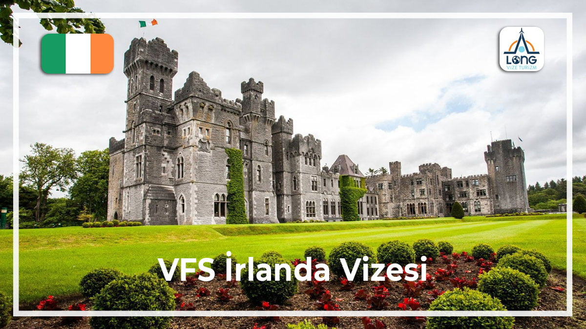 Vfs Vizesi İrlanda