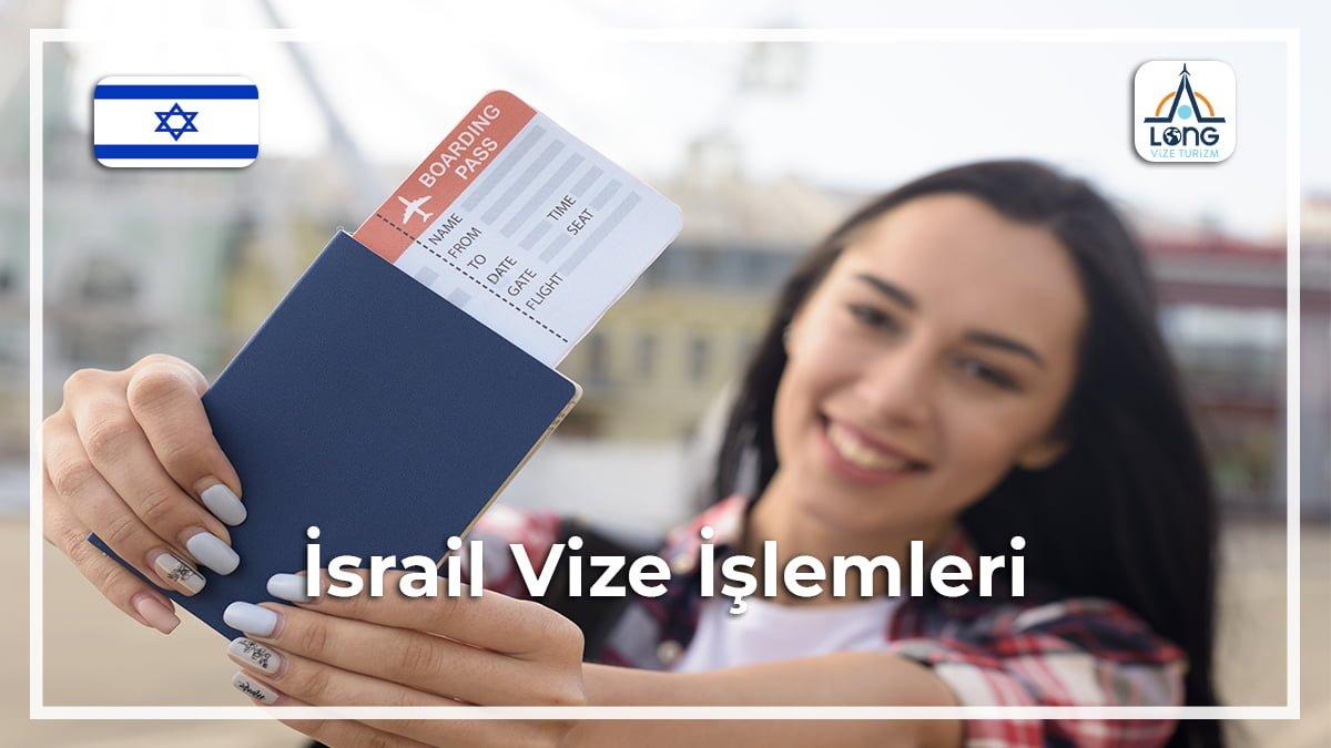 Vize İşlemleri İsrail