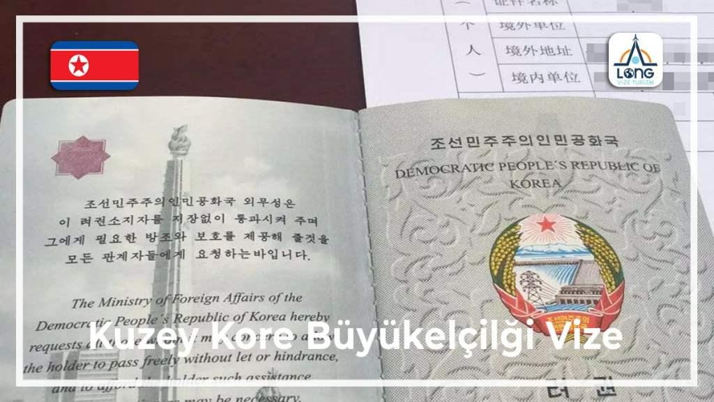 Büyükelçiliği Vize Kuzey Kore