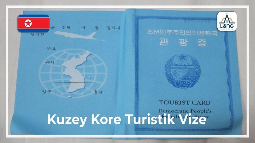 Turistik Vize Kuzey Kore