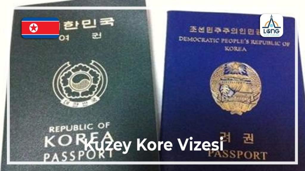 Vizesi Kuzey Kore