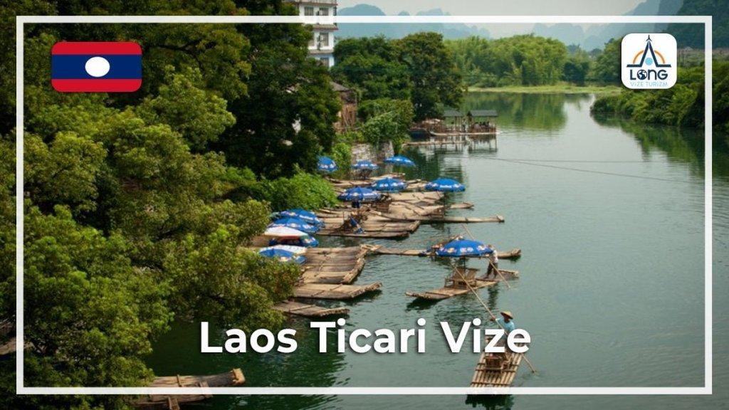 Ticari Vize Laos