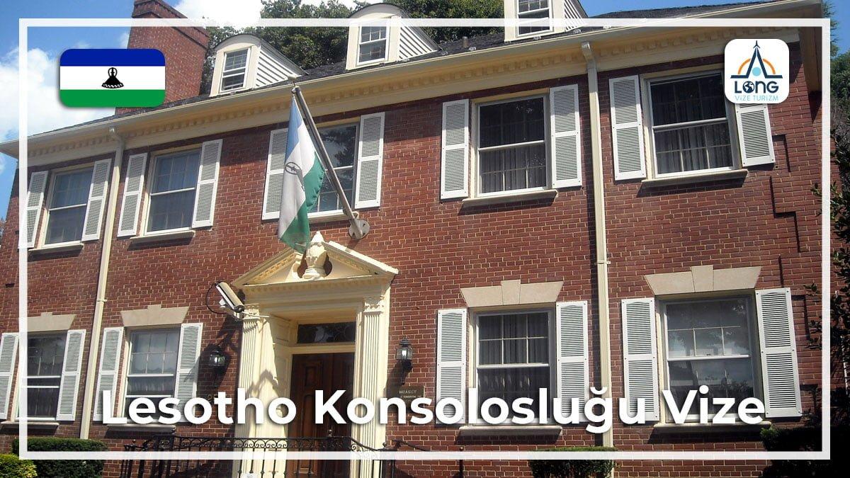 Konsolosluğu Vize Lesotho