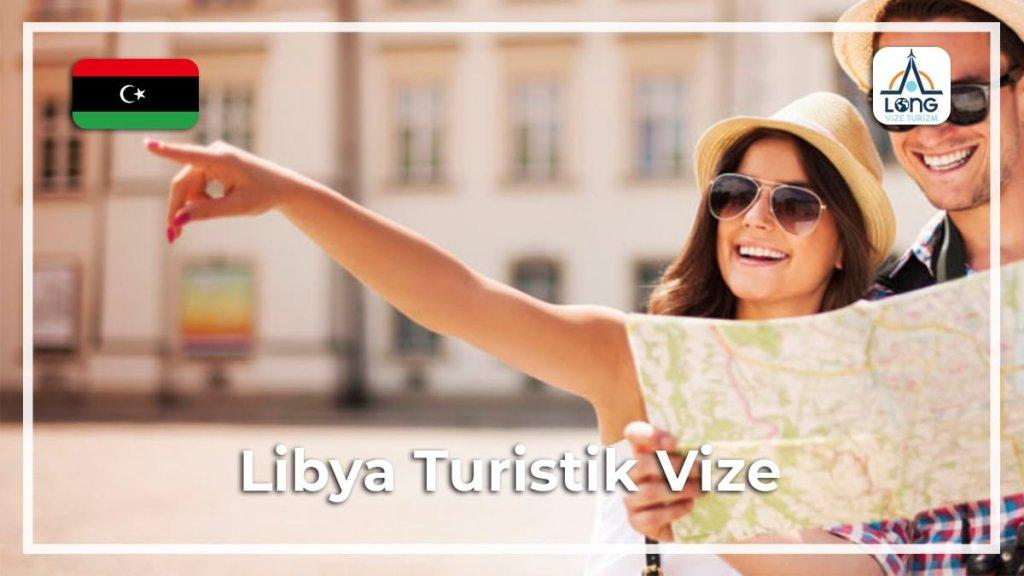 Turistik Vize Libya