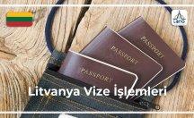 Litvanya Vize Şartları