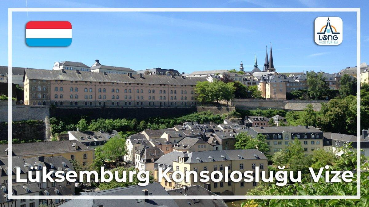 Konsolosluğu Vize Lüksemburg