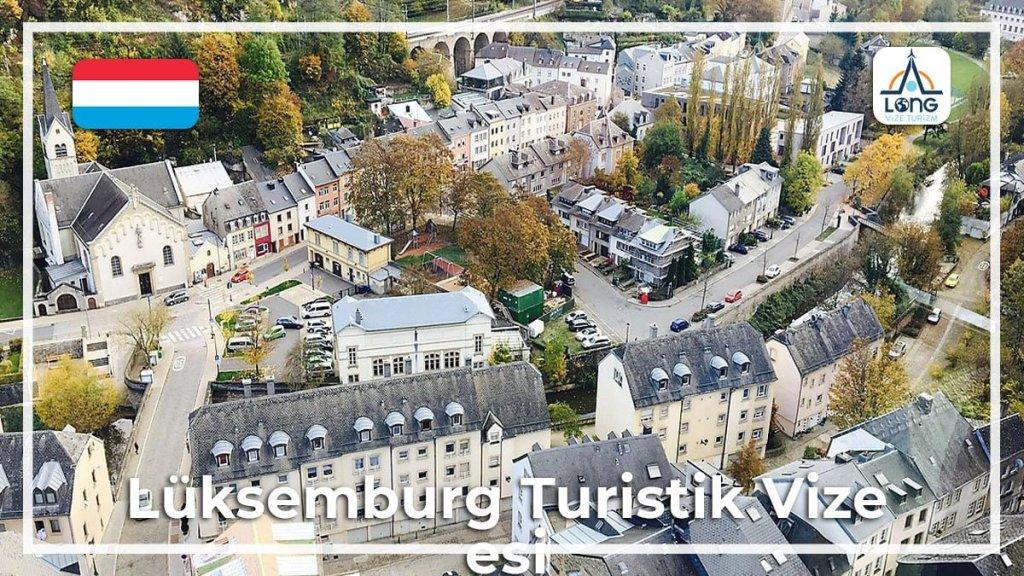 Turistik Vize Lüksemburg