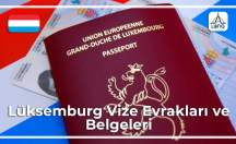 Lüksemburg Vizesi İçin Gerekli Belgeler Ve Evraklar
