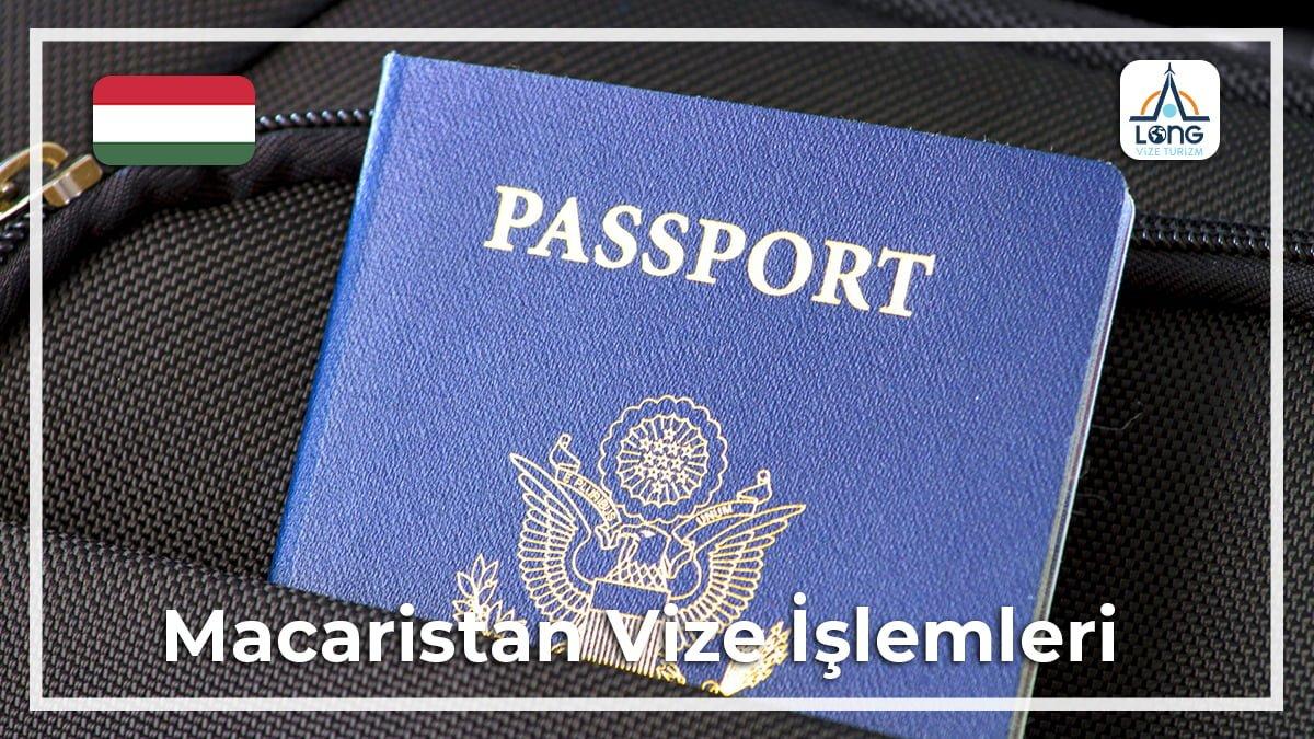 Vize İşlemleri Macaristan