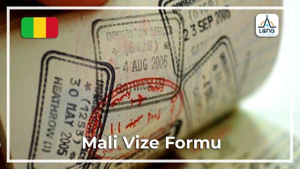 Vize Formu Mali