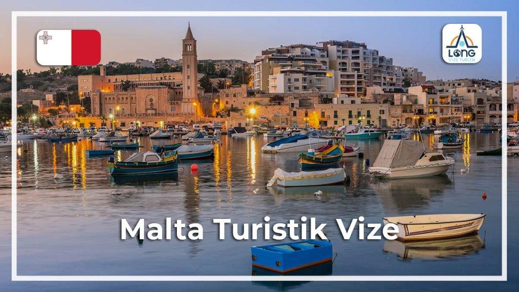 Turistik Vize Malta