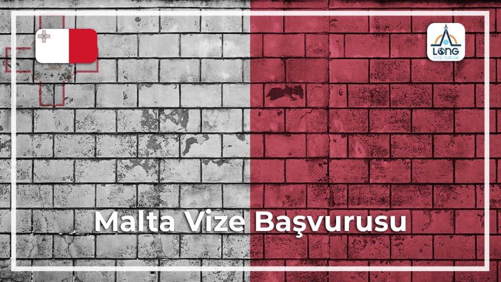 Vize Başvurusu Malta