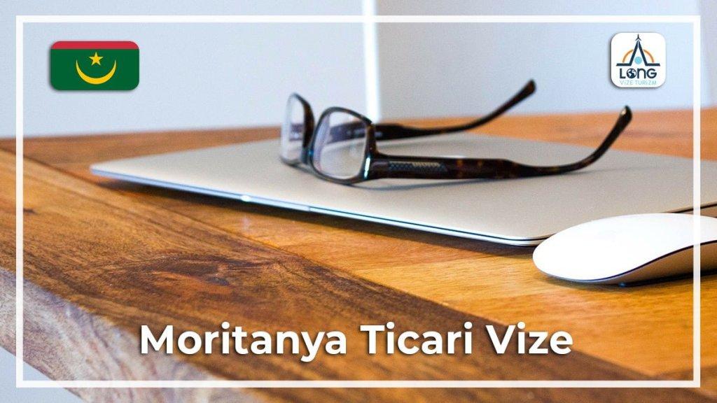 Ticari Vize Moritanya