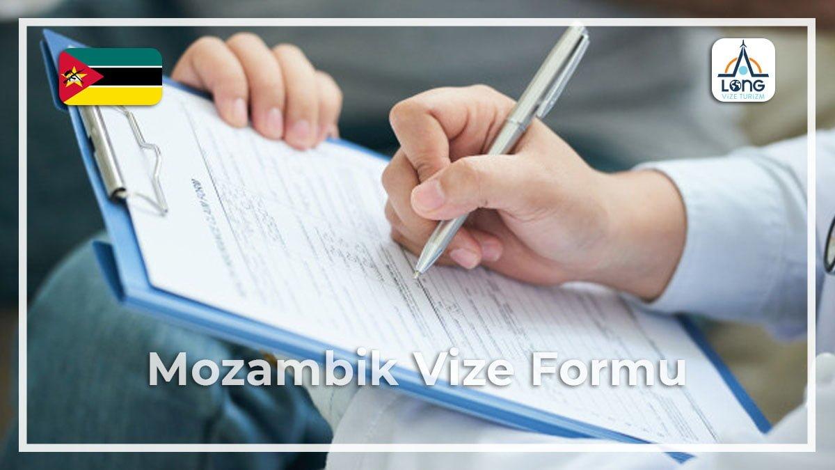 Vize Formu Mozambik