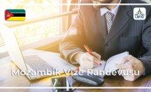 Mozambik Vize Randevusu