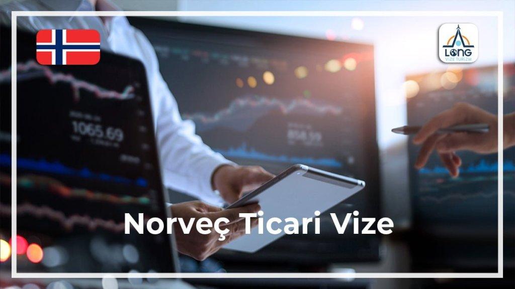 Ticari Vize Norveç