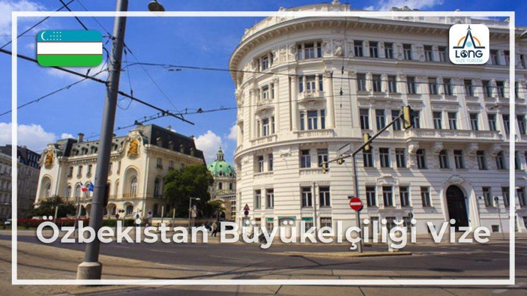 Büyükelçiliği Vixe Özbekistan