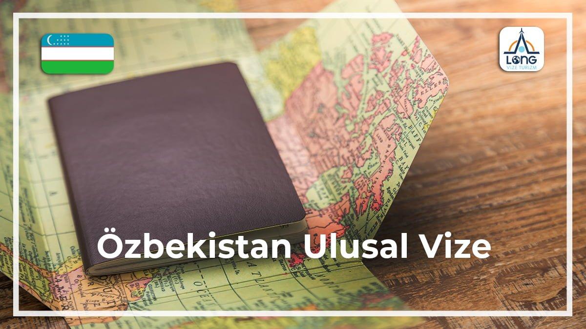 Ulusal Vize Özbekistan