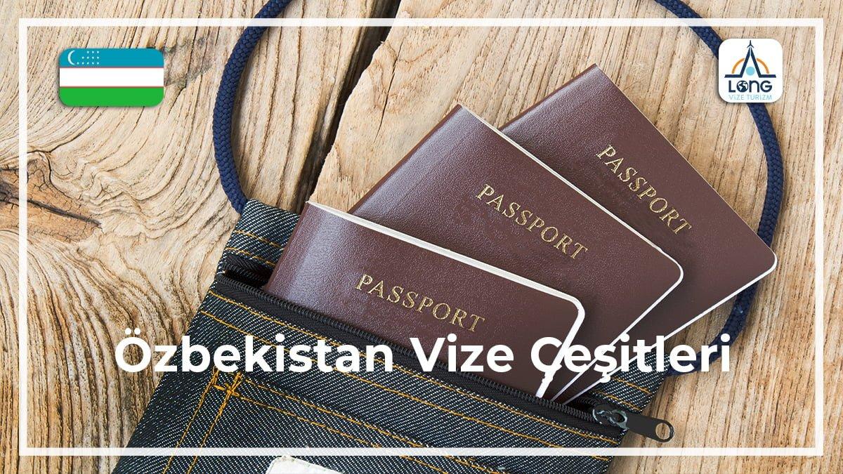 Vize Çeşitleri Özbekistan