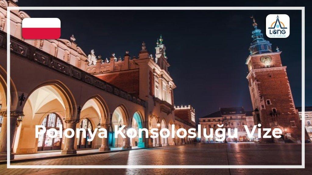 Konsolosluğu Vize Polonya