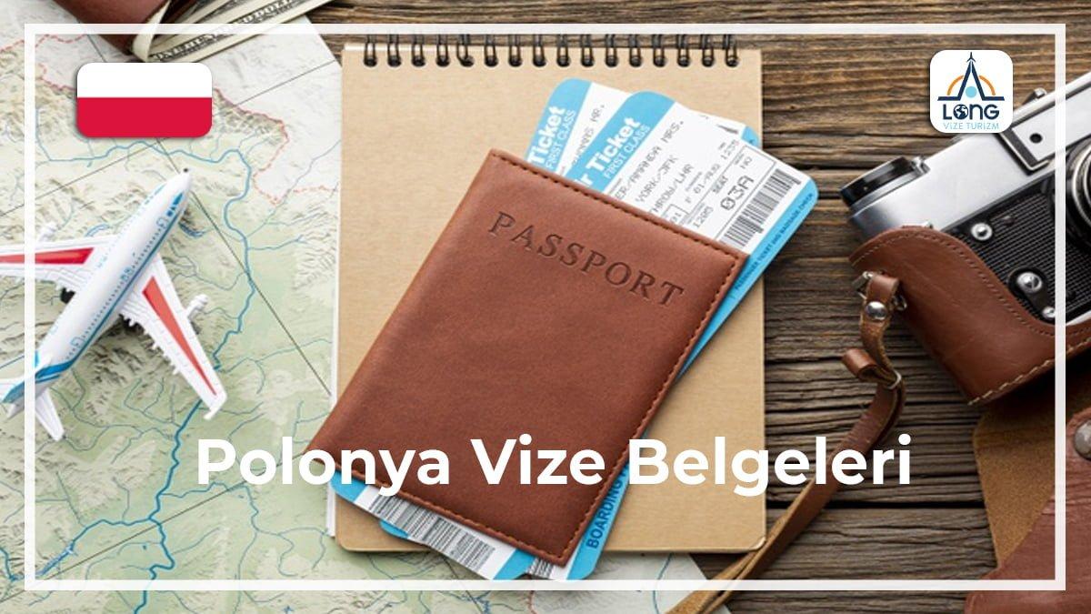 Vize Belgeleri Polonya