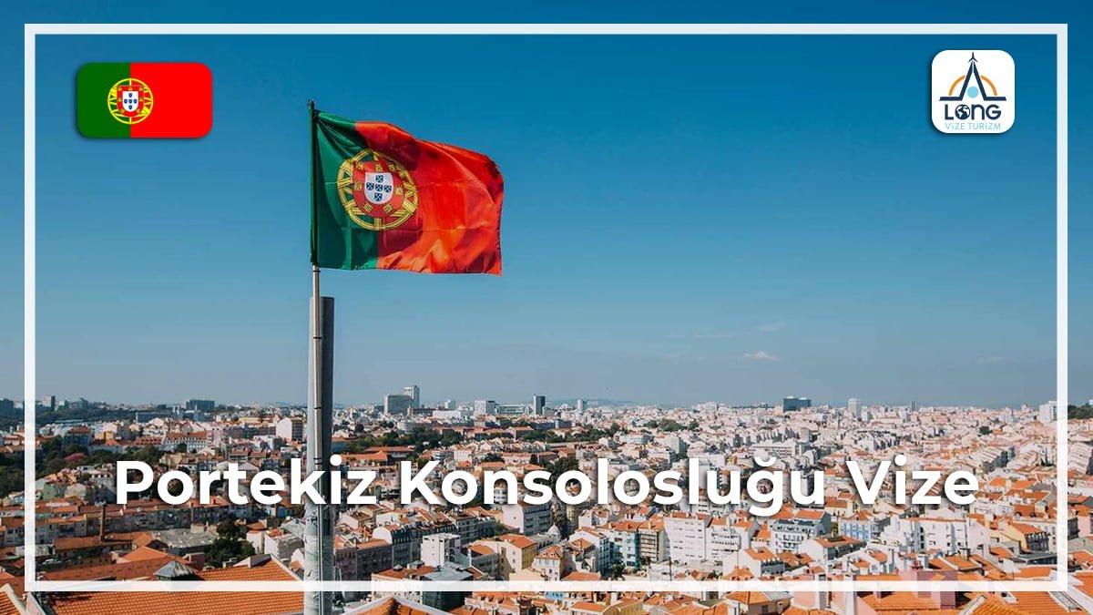 Konsolosluğu Vize Portekiz