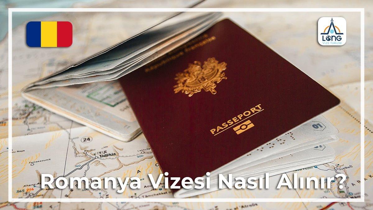 Vizesi Nasıl Alınır Romanya